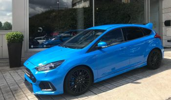 FORD FOCUS RS Destaque