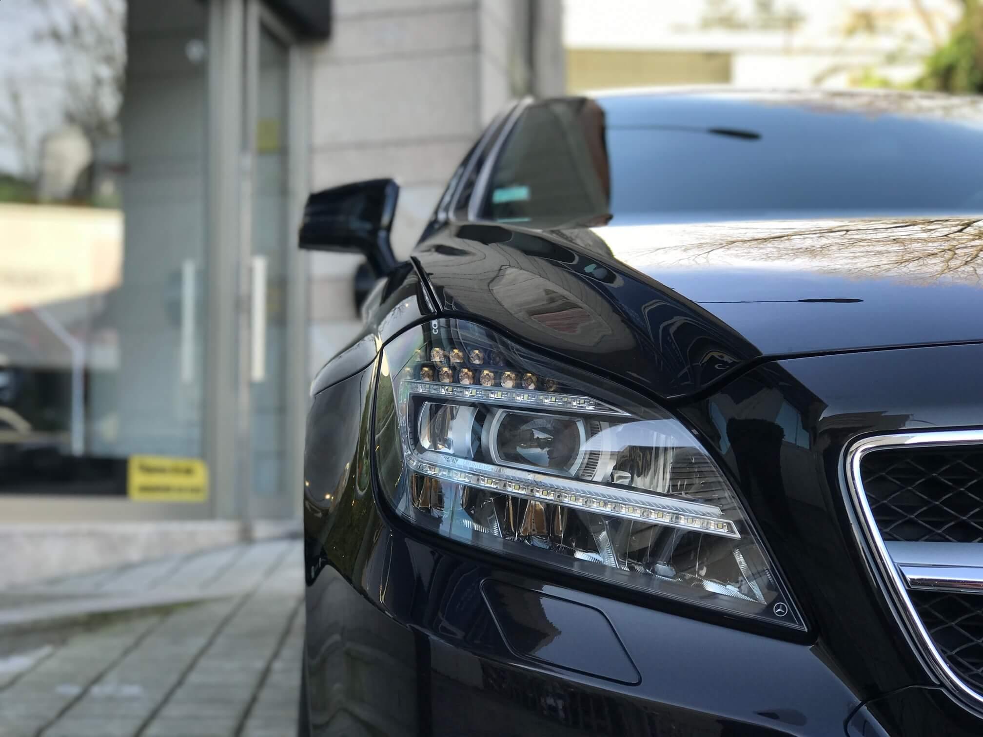 Mercedes-Benz CLS 250  AMG Line. Shooting Brake completo