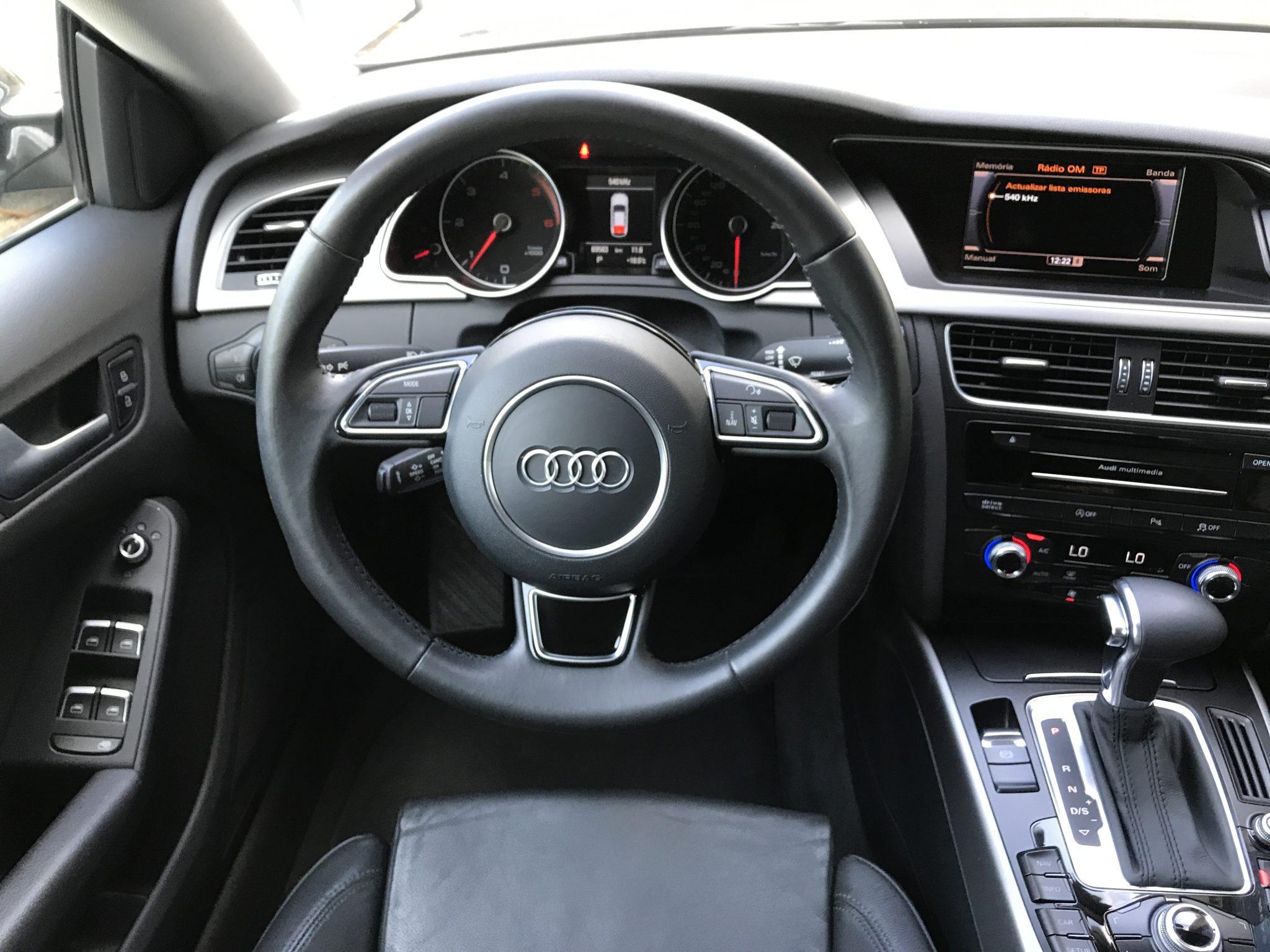 Audi A5 Sportback 2.0 TDi Multitronic S-Line - Cardouro