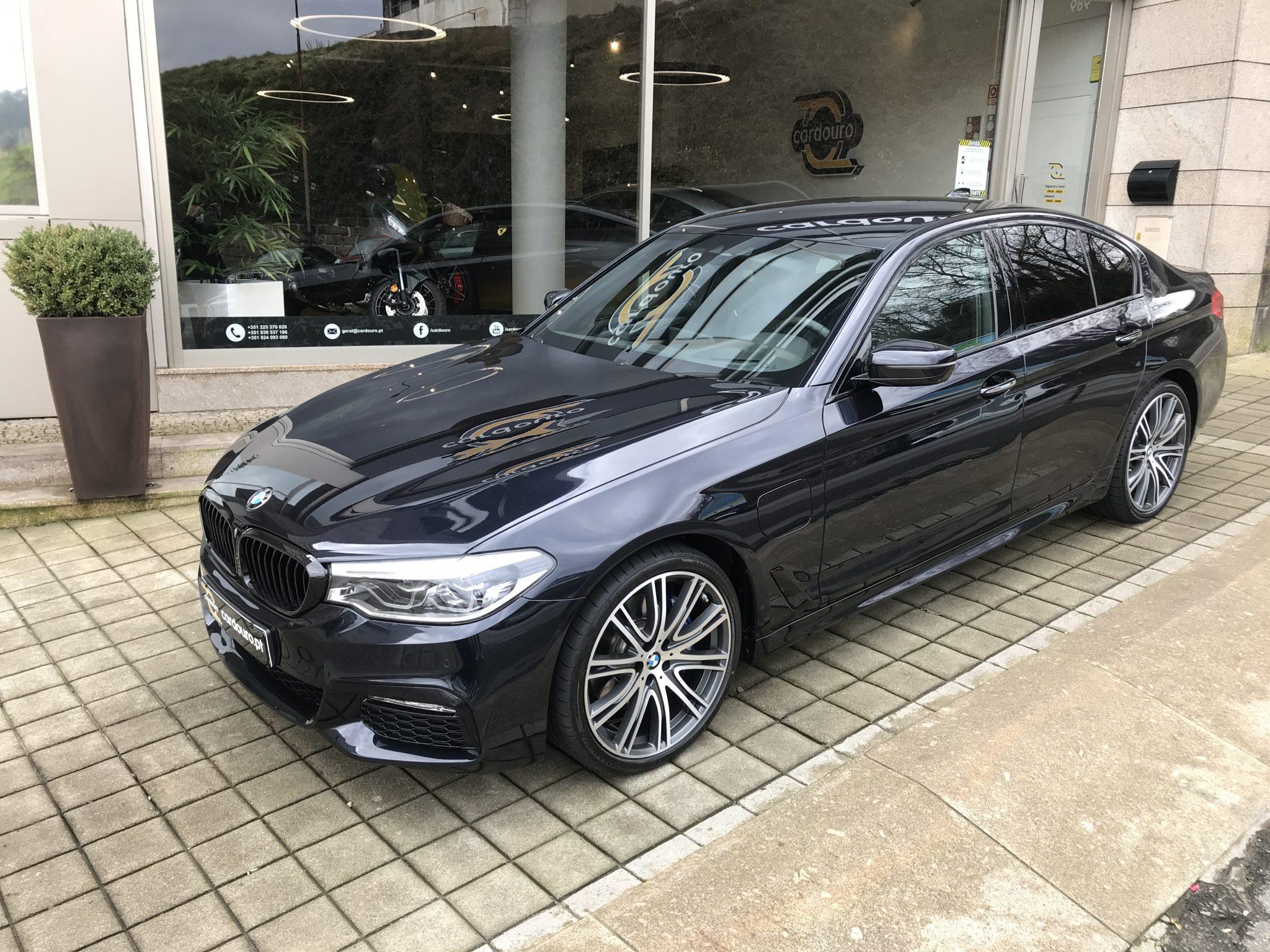 BMW 530e iPerformance Pack M