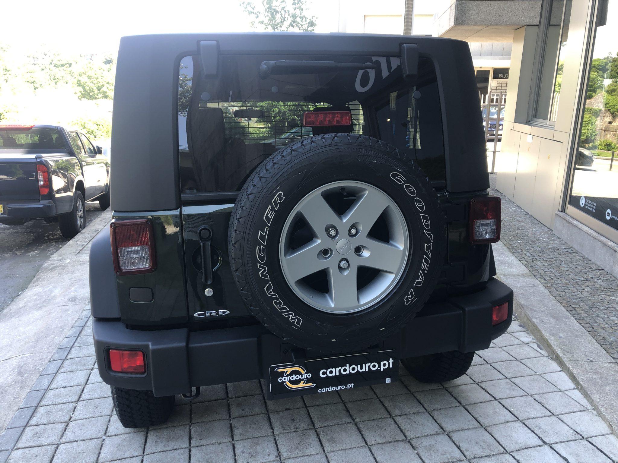 Jeep Wrangler 2.8 CRD MTX Sport completo